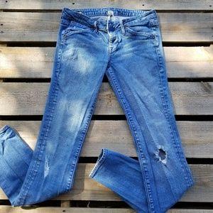 AgaveNectar Skinny Jeans
